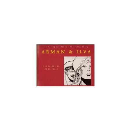Arman & Ilva  12 HC Het recht van de sterkste