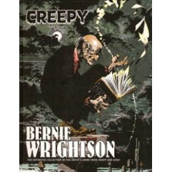 Creepy presents<br>Bernie Wrightson HC