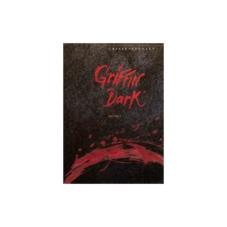 Griffen Dark HC Het pact 1e druk 1977