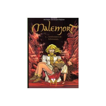 Malemort HC 05 …Verdwijnen de schimmen 1e druk 2003