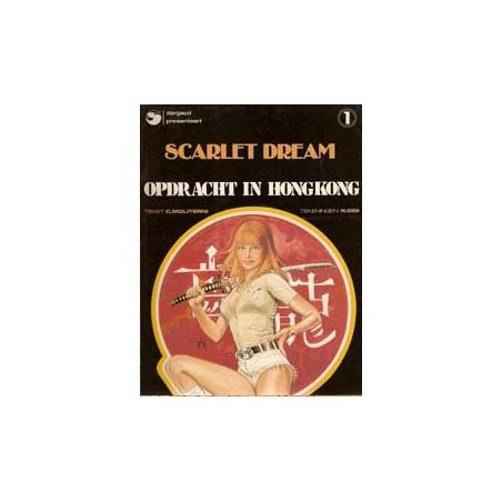 Scarlet Dream setje Deel 1 en 2 1e drukken 1980-1984