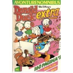 Donald Duck Extra Avonturenomnibus 01