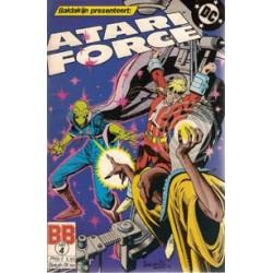 Atari Force 04<br>De tegenaanval<br>1e druk 1986