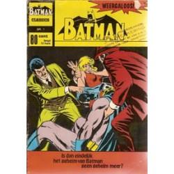 Batman Classics 001<br>Het meisje die bijna Batman's weduwe was!