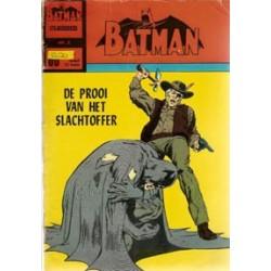 Batman Classics 005<br>De prooi van het slachtoffer