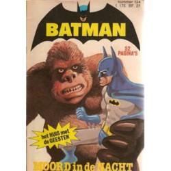 Batman Classics 124 Moord in de nacht