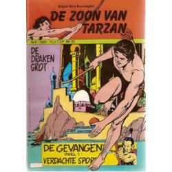 Korak (1984) 04 De Draken Grot 1e druk 1984