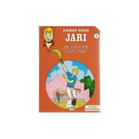 Jari 04 De erfenis van Jari 1e druk 1979