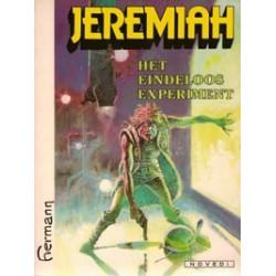 Jeremiah 05 - Het eindeloos experiment 1e druk 1981