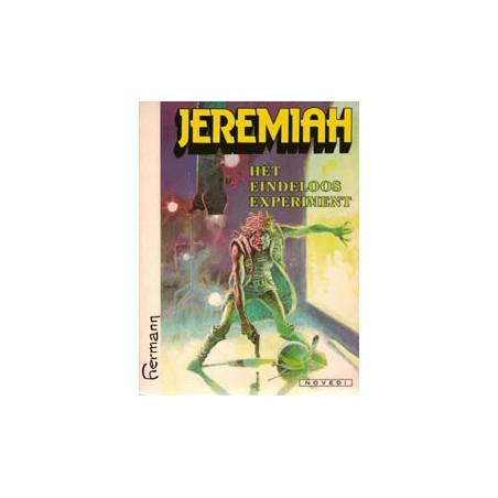 Jeremiah 05 Het eindeloos experiment 1e druk 1981