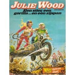 Julie Wood 01 Een stier, een gorilla… en een zijspan 1e dr