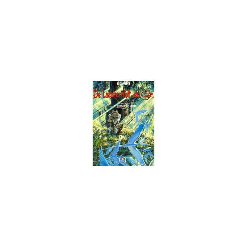 Laatste Wolf van Oz 01 Het gedruis van water 1e druk 1997