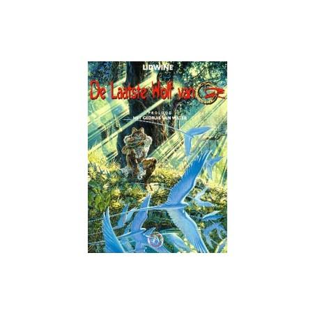 Laatste Wolf van Oz 01<br>Het gedruis van water<br>1e druk 1997