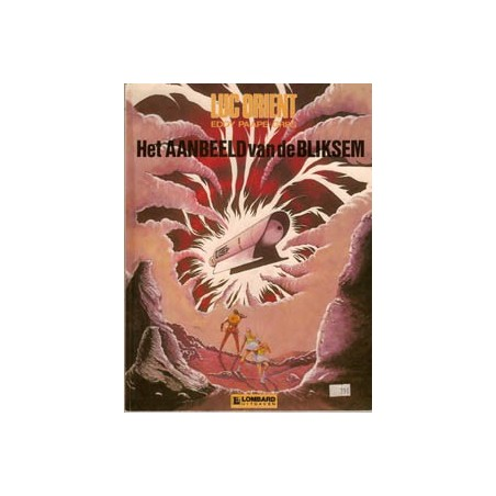 Luc Orient 13 Het Aanbeeld van de bliksem 1e druk Lombard 1978