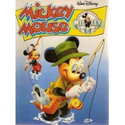 Mickey Mouse reclame album<br>Zestig jaar 1928-1988<br>1e druk