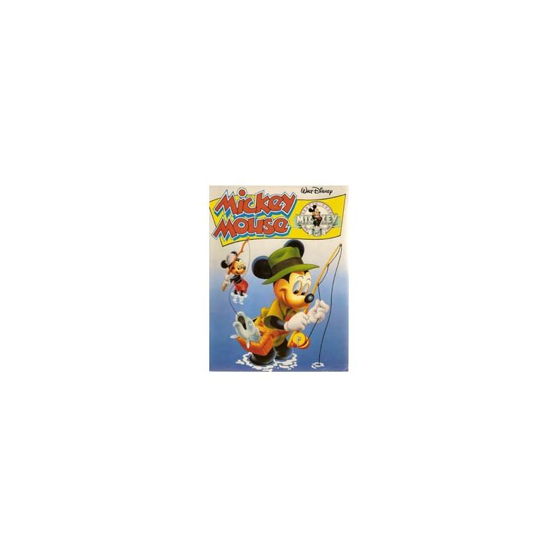 Mickey Mouse reclame album Zestig jaar 1928-1988 1e druk