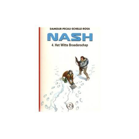 Nash 04 Het witte broederschap 1e druk 1999