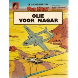 Rud Hart 01<br>Olie voor Nagar<br>1e druk 1984