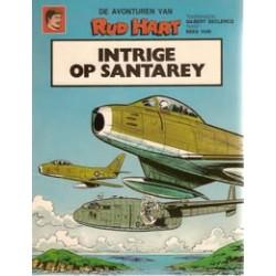 Rud Hart 02 Intrige op Santarey 1e druk 1985