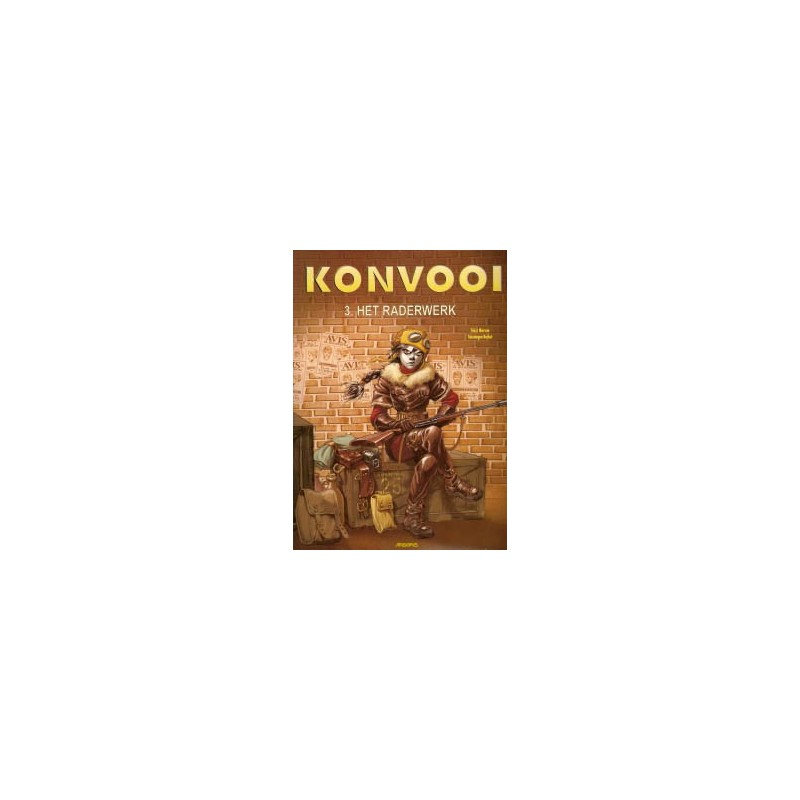 Konvooi 03 Het raderwerk