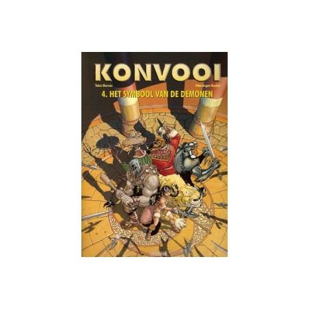 Konvooi 04 Het symbool van de demonen