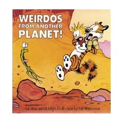 Calvin and Hobbes 04 Weirdos from another Planet!