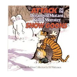 Calvin and Hobbes 07 Attack of the Deranged Mutant Killer...