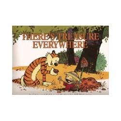 Calvin and Hobbes 10 There's treasure everywhere