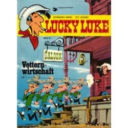 Lucky Luke SP Duits band 21 HC Vetternwirtschaft