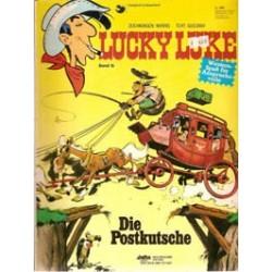 Lucky Luke SP Duits Band 15 Die Postkutsche herdruk
