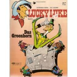 Lucky Luke SP Duits band 16 Das Greenhorn herdruk