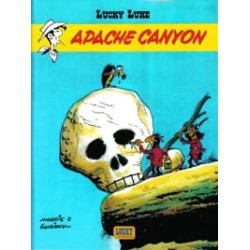 Lucky Luke<br>II 06 - Apache Canyon<br>Quick-uitgave