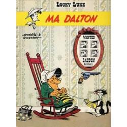 Lucky Luke<br>II 07 - Ma Dalton<br>herdruk