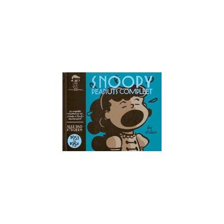 Snoopy NL Peanuts compleet 2 HC 1953-1954