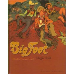 Big Foot 01 HC<br>Magic child