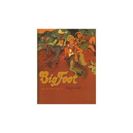 Big Foot 01 HC Magic child