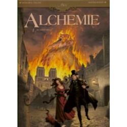 Alchemie 01 HC<br>De vuurproef
