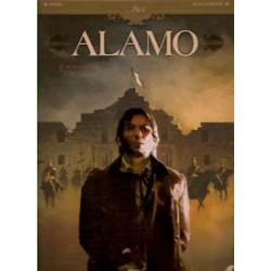 Alamo 01 HC<br>In de eerste linie