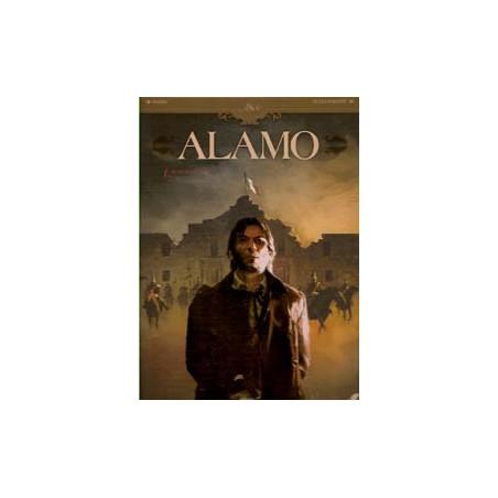 Alamo 01 HC In de eerste linie (Collectie 1800)