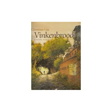 Lax strips HC Vinkenbrood 02