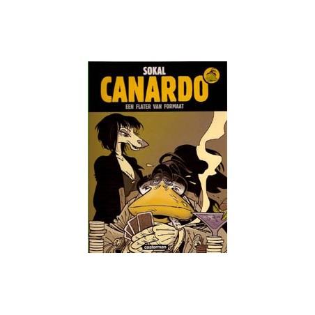 Canardo 20 HC Een flater van formaat