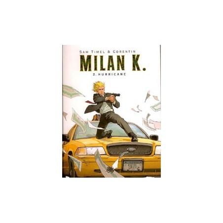 Milan K. HC 02 Hurricane