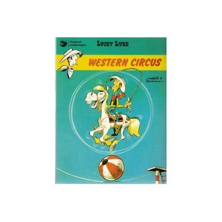 Lucky Luke II 05 - Western circus herdruk