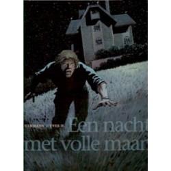 Hermann<br>Een nacht met volle maan HC<br>1e druk 2011