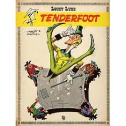 Lucky Luke II 02 - Tenderfoot 1e druk 1970