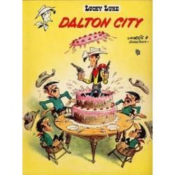 Lucky Luke II 03 - Dalton City 1e druk 1970