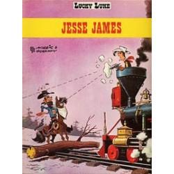 Lucky Luke II 04 - Jesse James 1e druk 1971