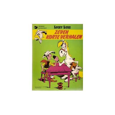 Lucky Luke II 15 - Zeven korte verhalen 1e druk  1977