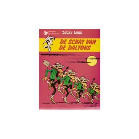 Lucky Luke II 18 - De schat van de Daltons 1e druk 1980
