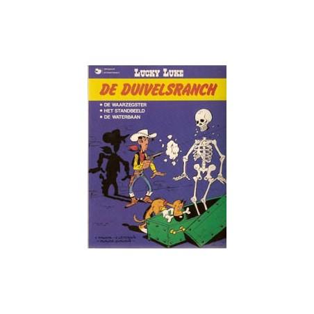 Lucky Luke II 26 - De duivelsranch 1e druk 1986